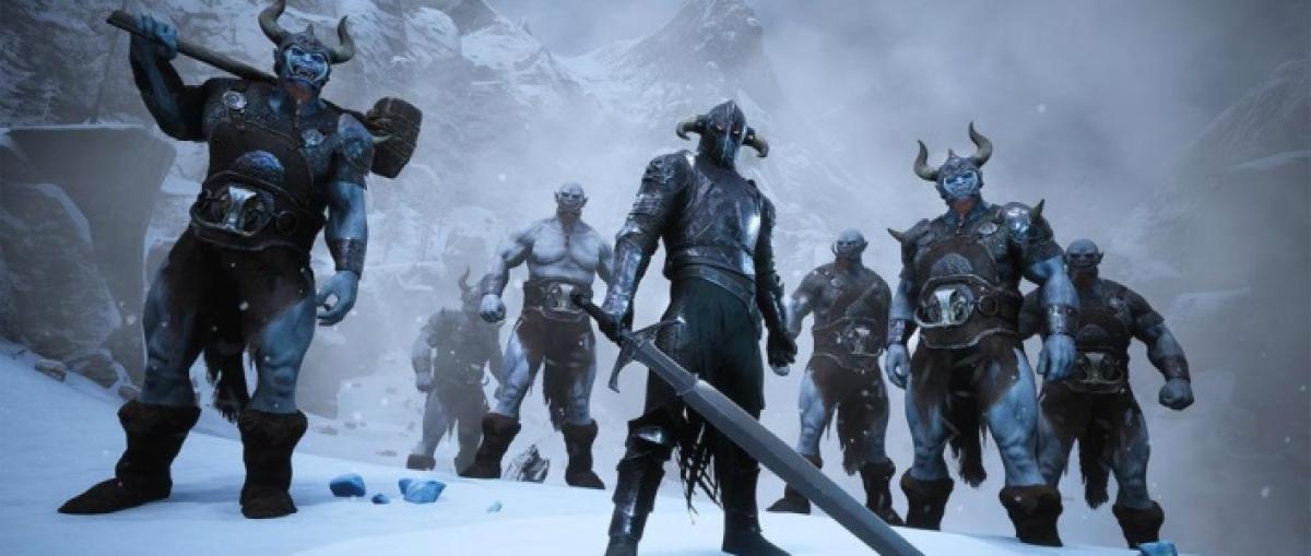 Conan Exiles detalla el contenido de la expansión gratuita The Frozen North