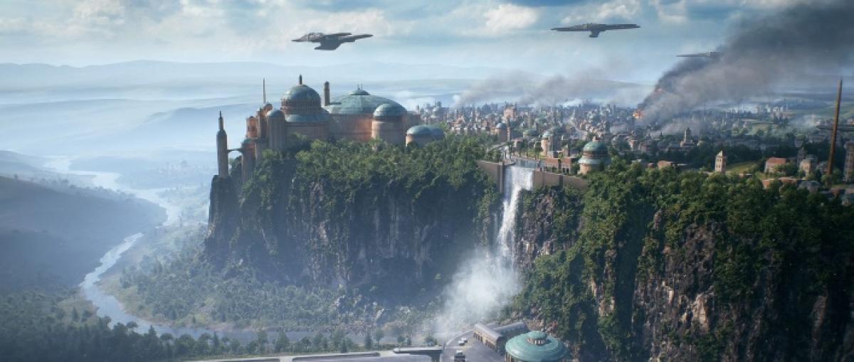 La beta abierta de Star Wars Battlefront II se celebrará del 6 al 9 de octubre