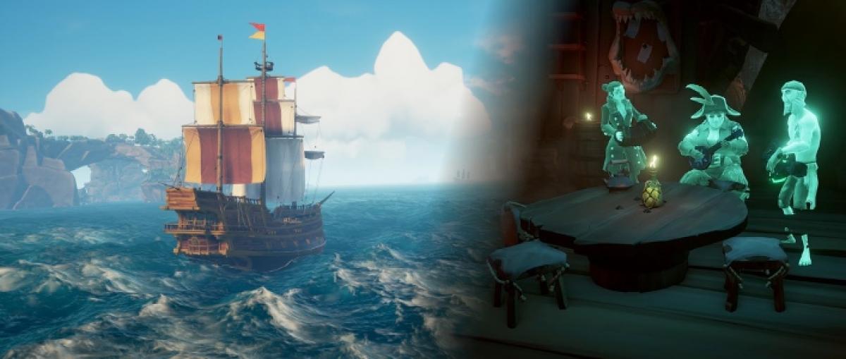 Nuevos detalles sobre Sea of Thieves: progreso del jugador, objetivos de la campaña y micropagos