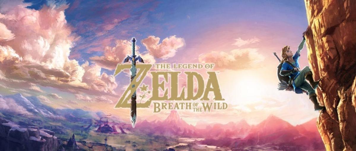 The Legend of Zelda: Breath of the Wild nombrado como el mejor juego del E3 2016
