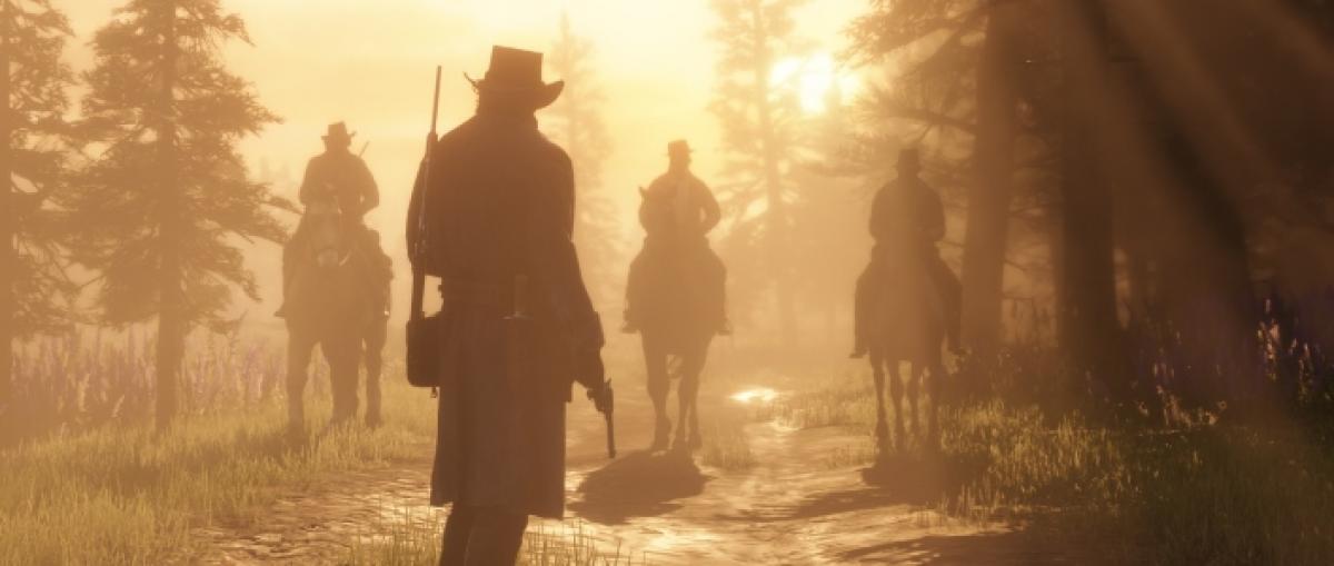 Liberado el tercer tráiler oficial de Red Dead Redemption 2