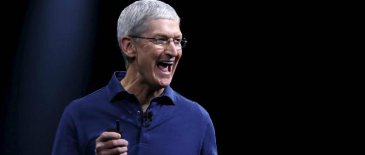 Apple presenta un beneficio de 8.717 millones de dólares y consigue que las ventas del iPad aumenten