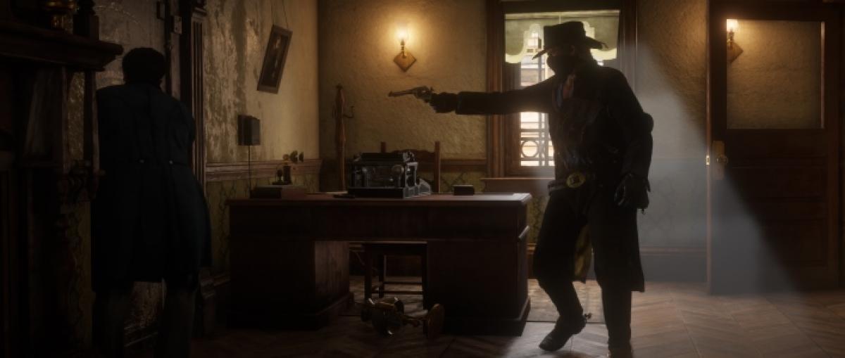 Red Dead Redemption 2 se impone a Black Ops 4 como el juego más vendido de octubre