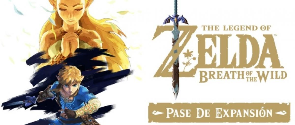 Nintendo anuncia una pase de expansión para The Legend of Zelda: Breath of the Wild