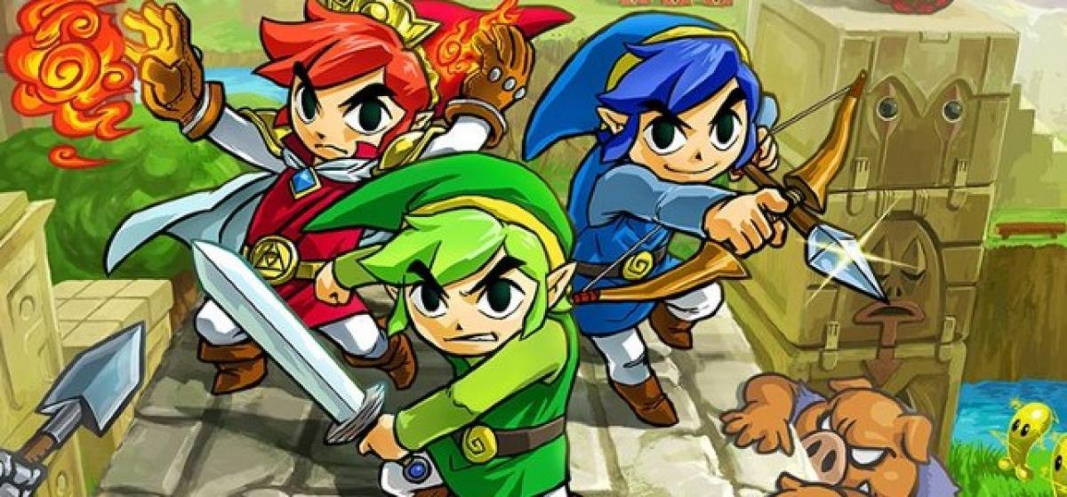 Avance de The Legend of Zelda: Tri Force Heroes en un nuevo tráiler