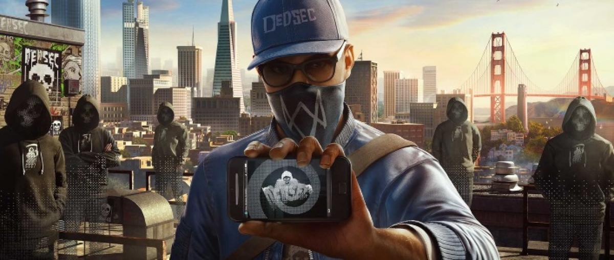 Tráiler de lanzamiento de Watch Dogs 2