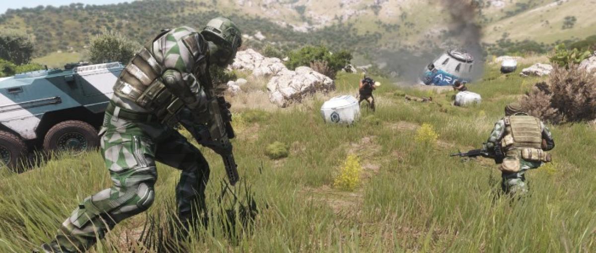 El estudio creador de Arma anuncia el próximo lanzamiento de Argo, un shooter competitivo gratuito