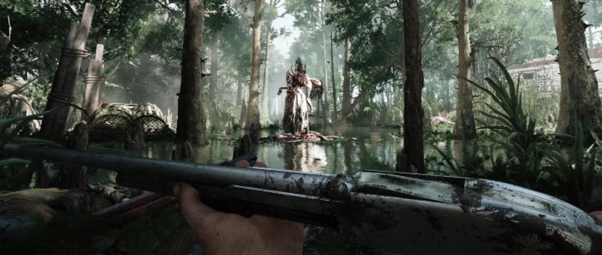 Hunt: Showdown de Crytek inicia su cacería en el acceso anticipado de Steam