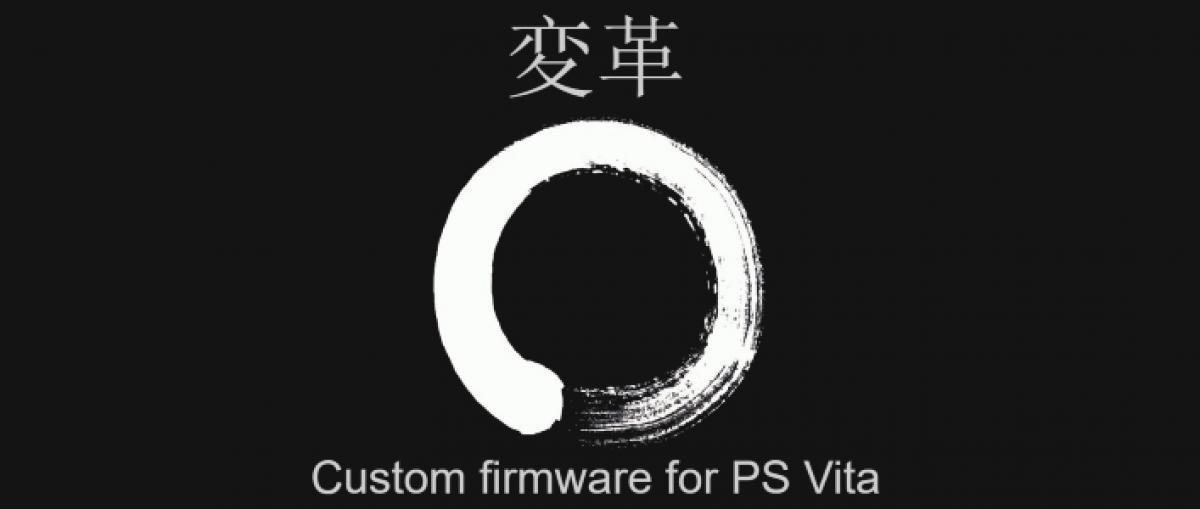 Disponible el custom firmware Henkaku Ensō para PlayStation Vita