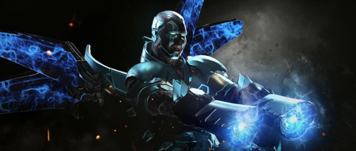 Wonder Woman y Blue Beetle estarán en Injustice 2