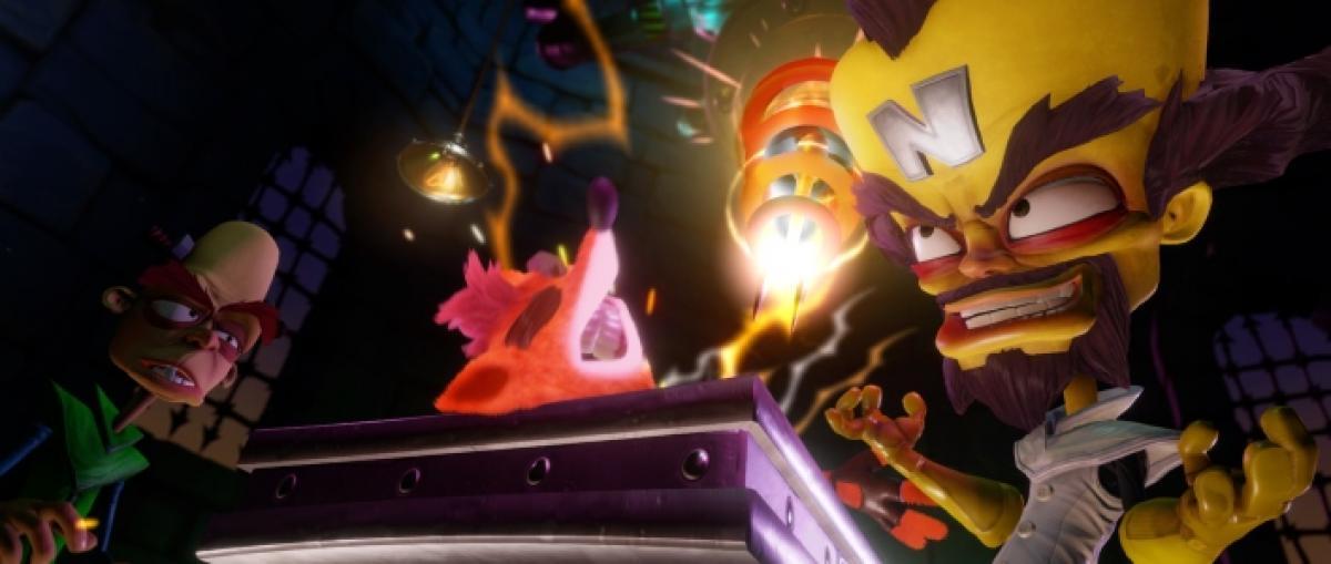 Crash Bandicoot N. Sane Trilogy estará disponible el 30 de junio