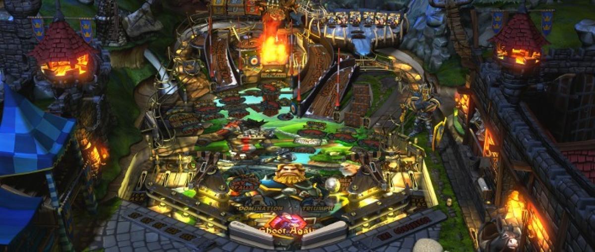 Nuevo tráiler y detalles de Pinball FX3, que permitirá el juego cruzado entre algunas plataformas