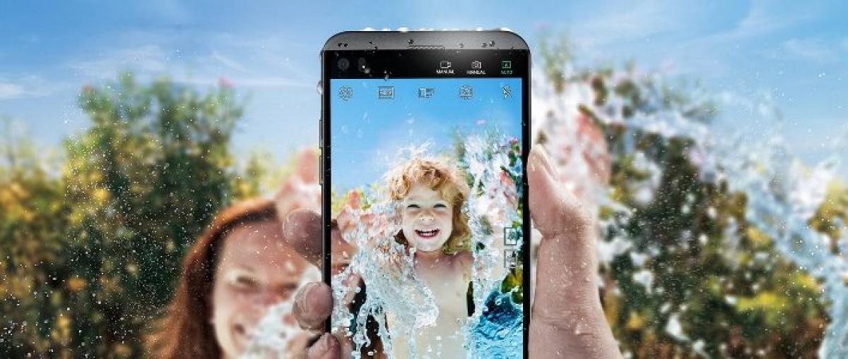 LG anuncia el Q8, una versión más pequeña y resistente al agua del V20