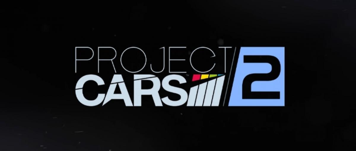 Slightly Mad Studios presenta Project Cars 2, disponible para PS4, Xbox One y PC a finales del 2017