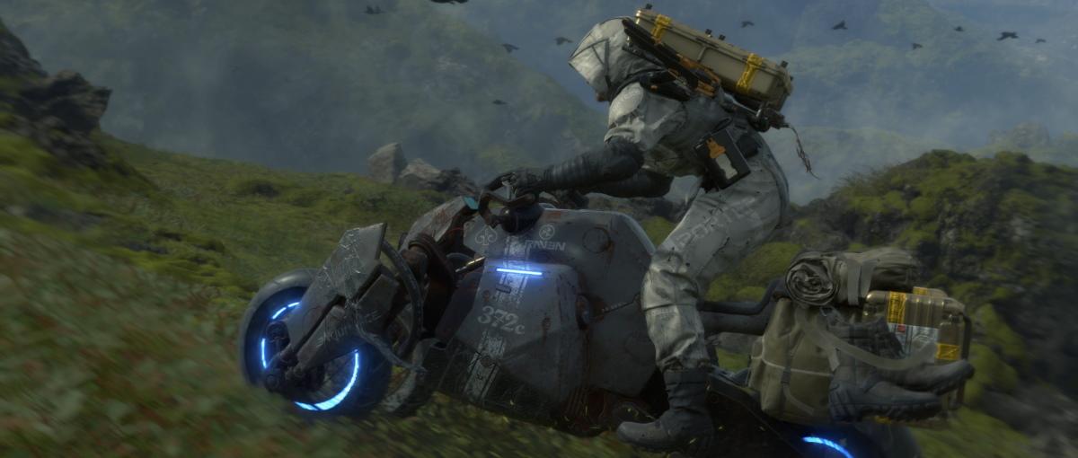 Death Stranding revela sus requisitos para PC