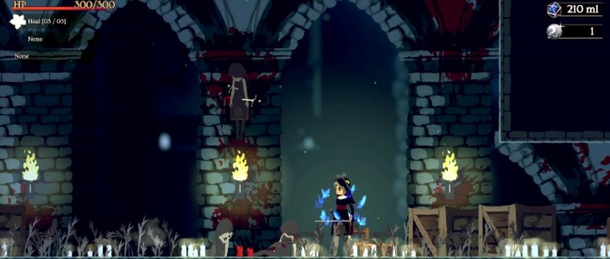 Bombservice anuncia Minoria, un sucesor espiritual de la serie Momodora para Switch y PC