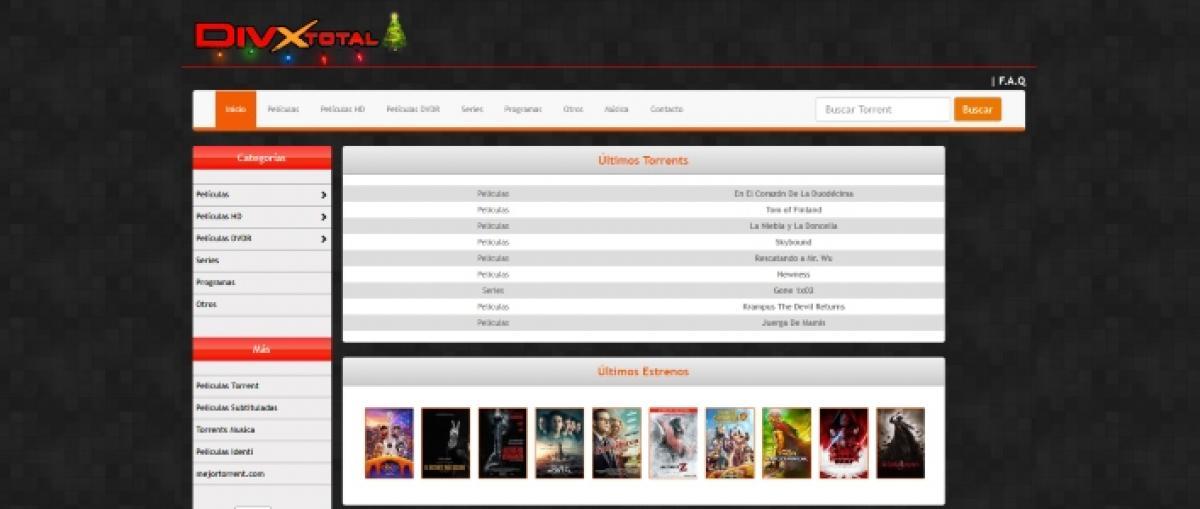 La Guardia Civil bloquea 23 páginas web de descargas incluyendo Gamestorrent y Divxtotal