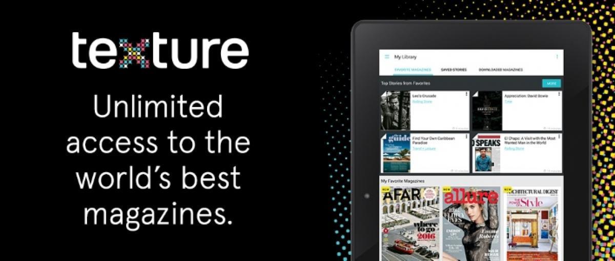 Apple adquiere la aplicación de revistas digitales Texture para luchar contra las noticias falsas