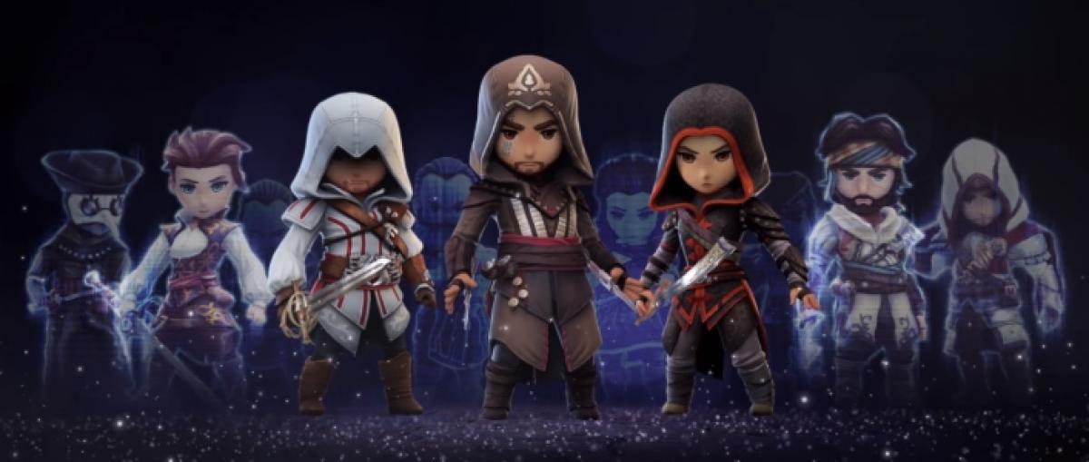 El juego de estrategia y rol Assassin's Creed Rebellion llegará el 21 de noviembre en iOS y Android