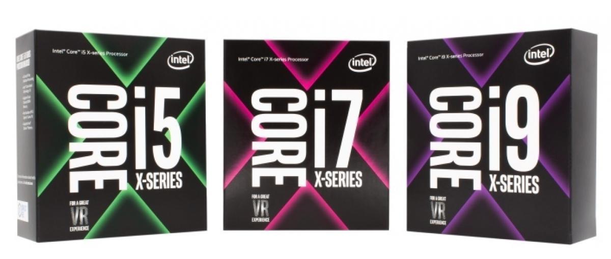 Intel desvela oficialmente todas las especificaciones de sus nuevos procesadores Core X