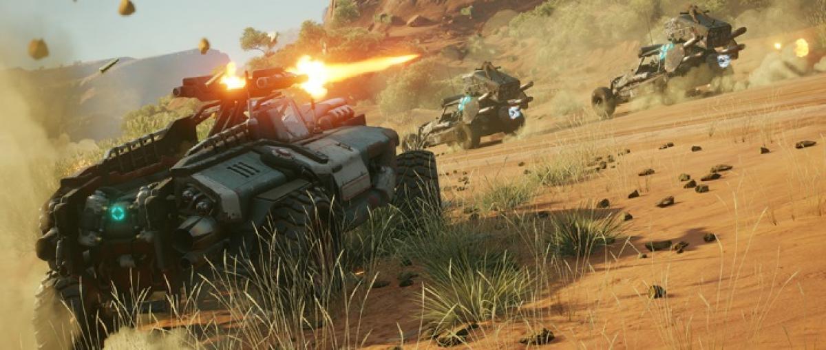 Rage 2 muestra un poco más de su mundo, facciones y vehículos