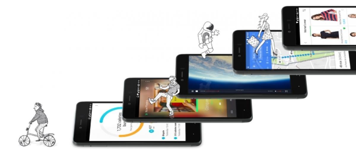 BQ presenta la nueva gama de teléfonos Aquaris U