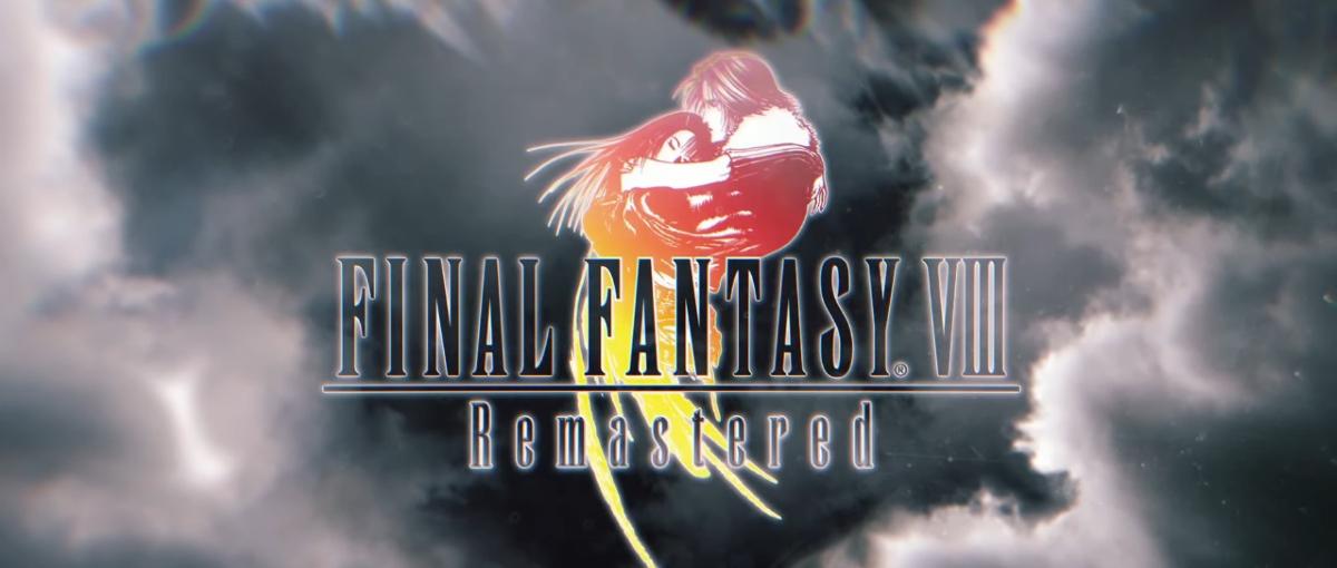 Final Fantasy VIII Remastered se pondrá a la venta el 3 de septiembre