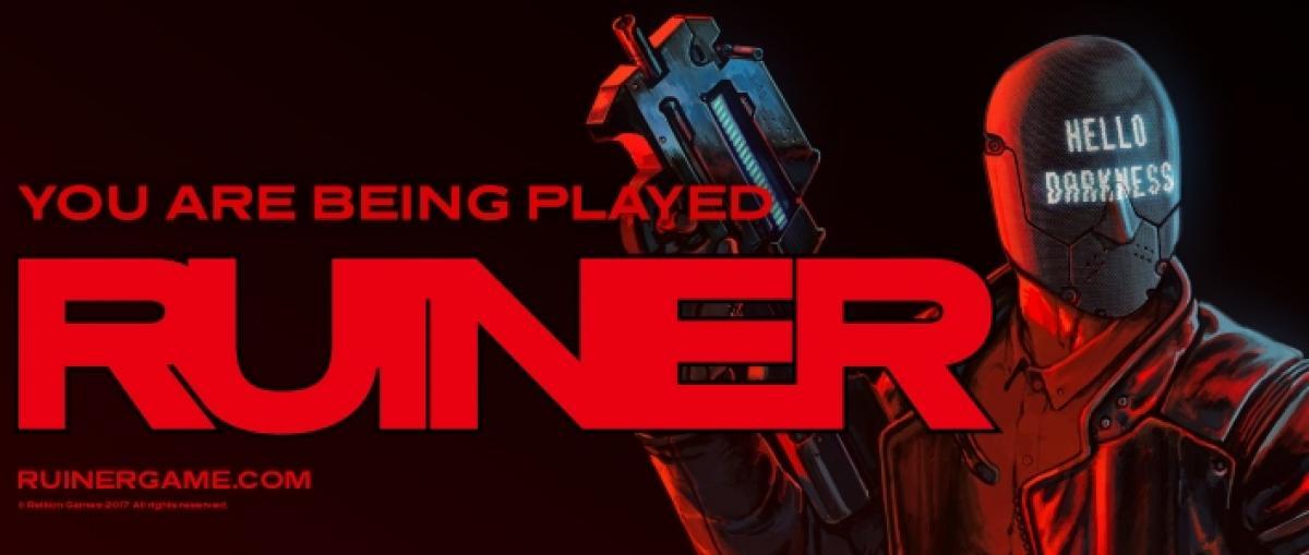 La acción ciberpunk de Ruiner llega a PS4, Xbox One y PC