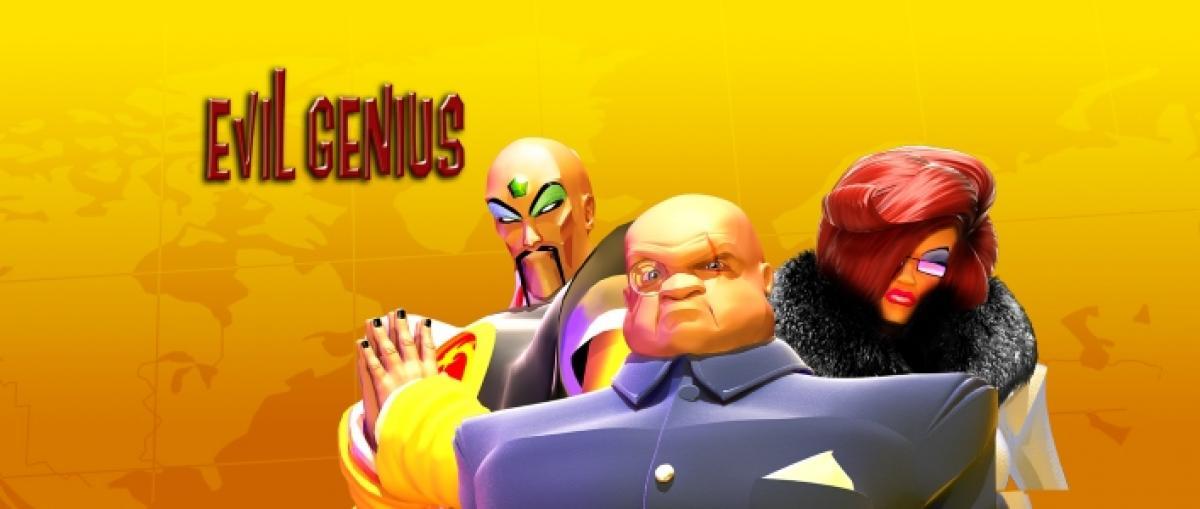 Rebellion anuncia el desarrollo de Evil Genius 2