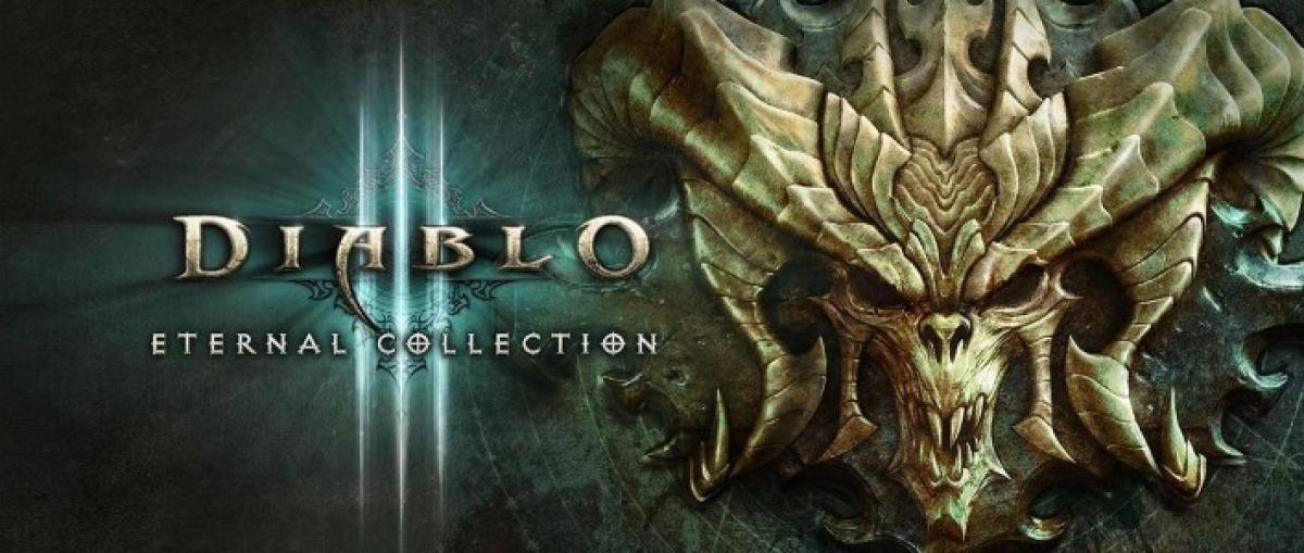 Blizzard confirma el lanzamiento de Diablo III para Switch a lo largo de este año (Actualizada)