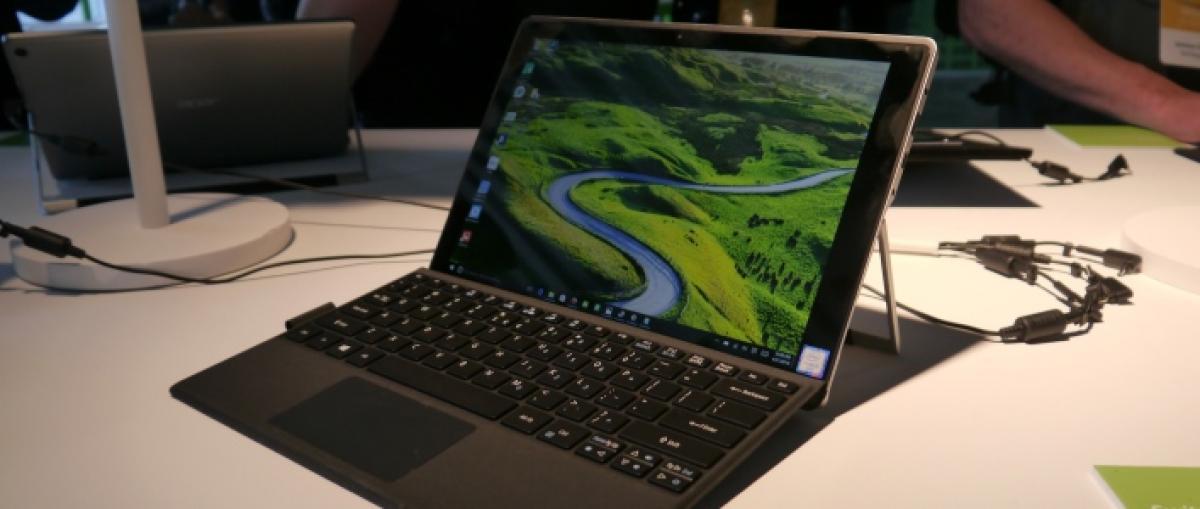 Acer presenta un 2 en 1 con refrigeración líquida, nuevos Aspire y línea Predator lista para la VR