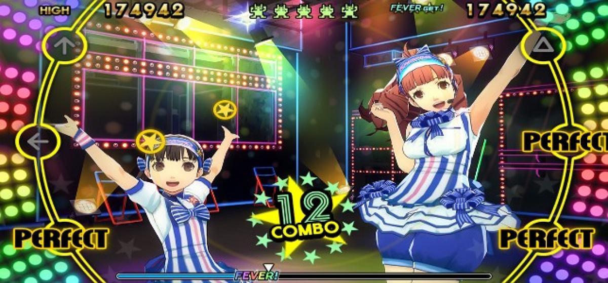 Tráiler y fecha europea para Persona 4: Dancing All Night
