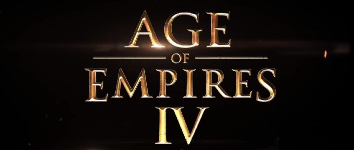 Microsoft anuncia Age of Empires IV para Windows PC