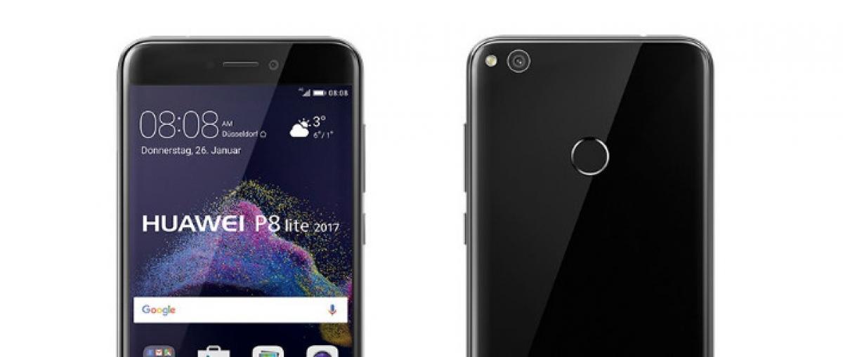 Huawei actualiza el P8 Lite para el 2017