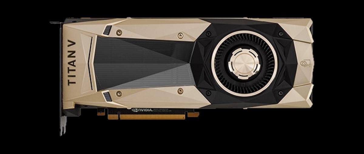 "Nvidia anuncia la tarjeta Titan V, ""la GPU para PC más potente del mundo"""
