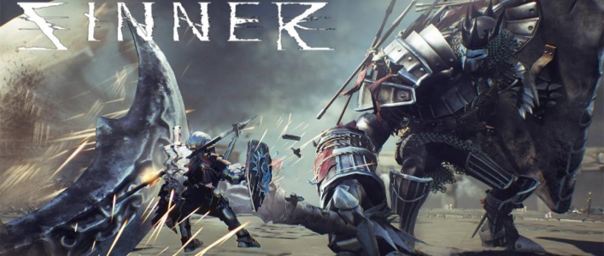 Sinner: Sacrifice for Redemption, inspirado por la serie Souls, llegará a Europa en 2018