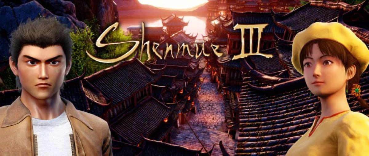 Shenmue III desplaza su lanzamiento hasta 2019