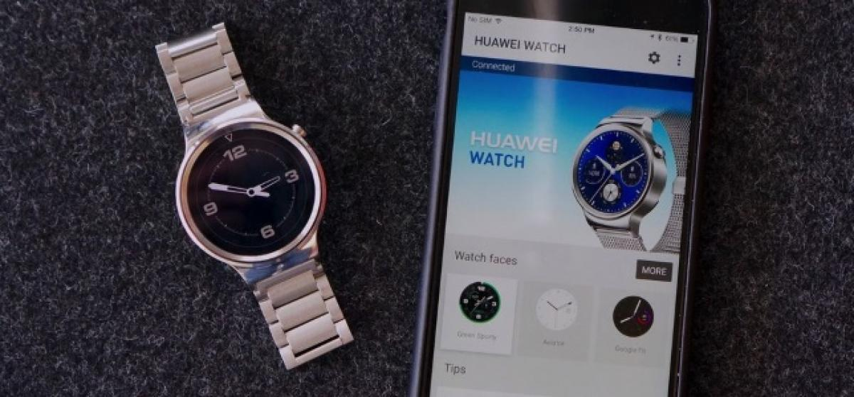 Android Wear ya es compatible con iPhone