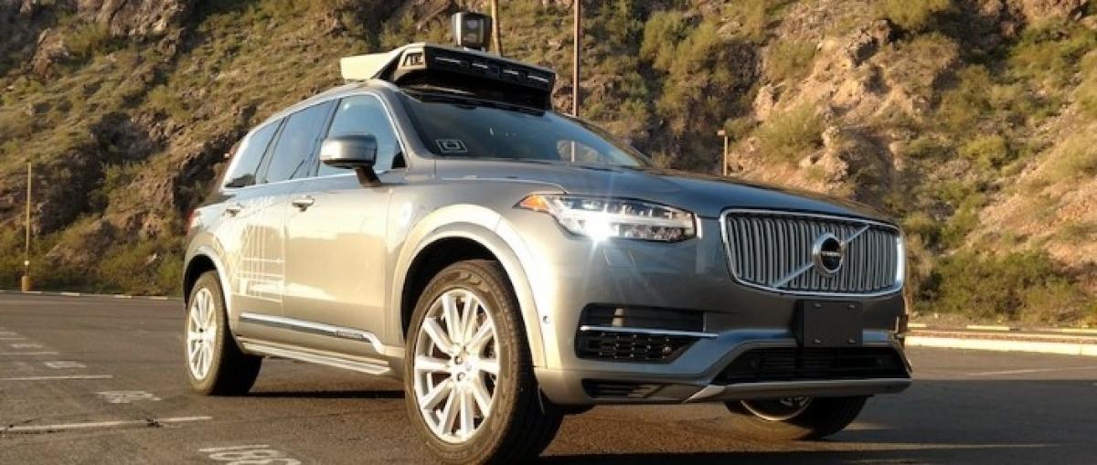 Uber paraliza las pruebas de sus vehículos autónomos tras un atropello mortal en EEUU
