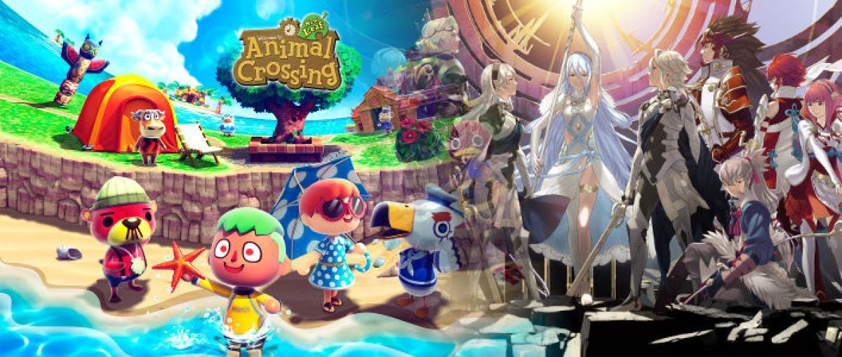 Nintendo publicará juegos de las series Animal Crossing y Fire Emblem para móviles en otoño