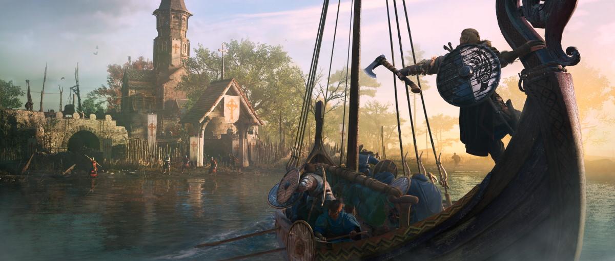 Assassin's Creed Valhalla añade un modo 60 FPS y Star Wars: Squadrons sube hasta los 120 FPS en Xbox Series