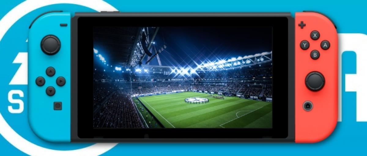 FIFA 19 incluirá la opción de jugar online con amigos en Nintendo Switch