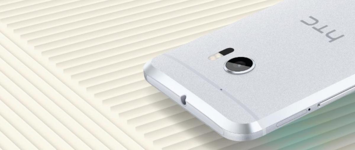 HTC 10 se presenta con pantalla QHD de 5,2 pulgadas y cámara de 12 megapíxeles