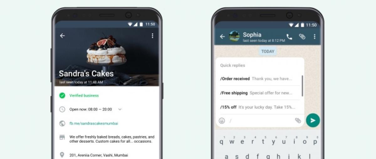 WhatsApp Business lanzado oficialmente