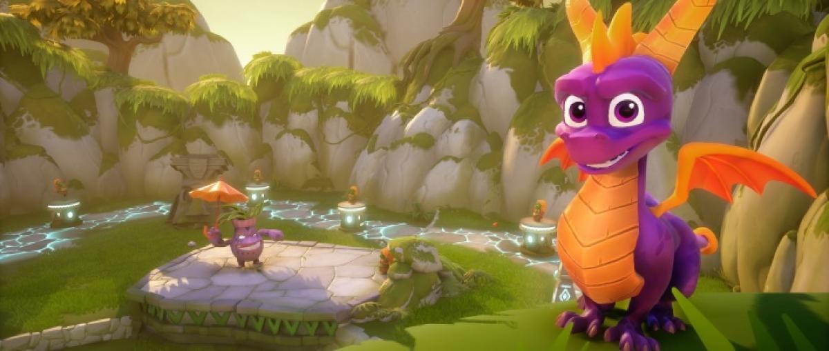 Spyro Reignited Trilogy se retrasa hasta el 13 de noviembre