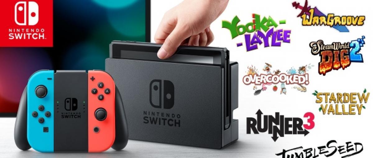 Yooka-Laylee, Stardew Valley, Blaster Master Zero, Runner3 y más; avalancha de indies para Switch