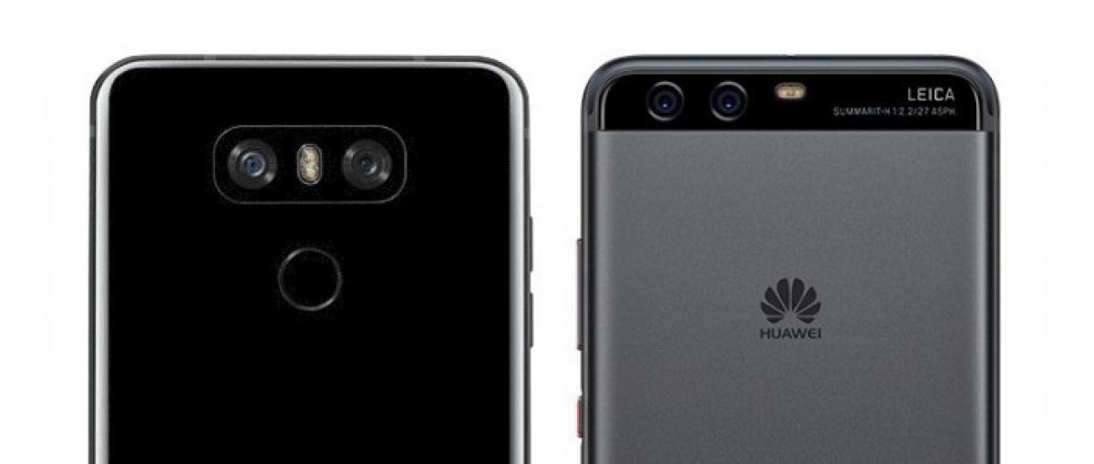 El LG G6 y el Huawei P10 se filtran totalmente a tres días de su presentación