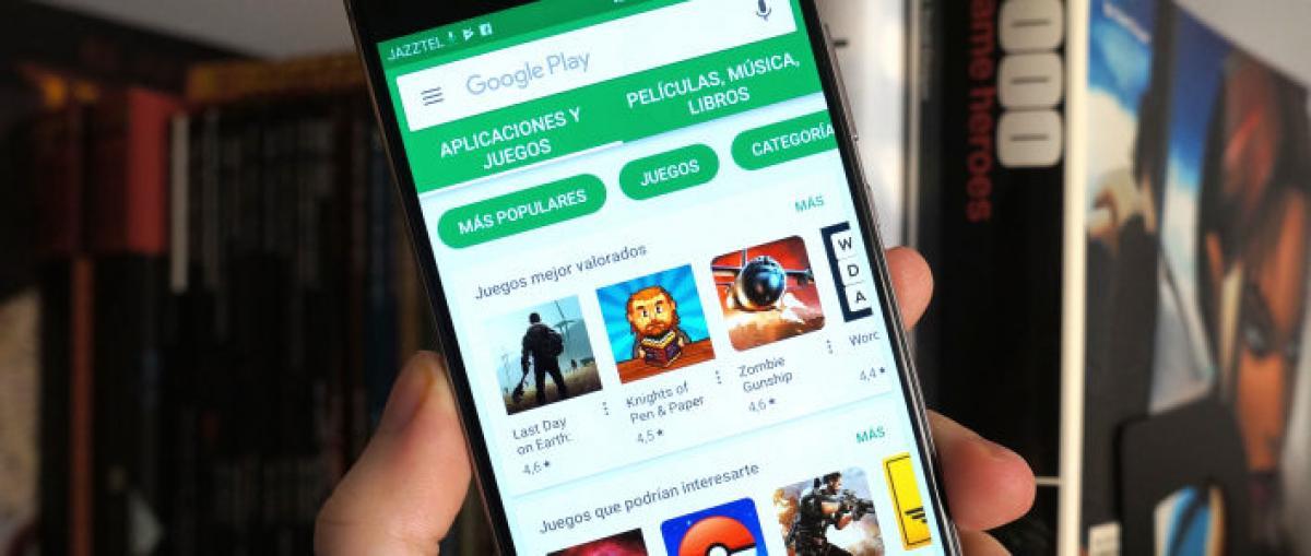 Google retira 300 aplicaciones de Android maliciosas utilizadas para lanzar ataques DDoS