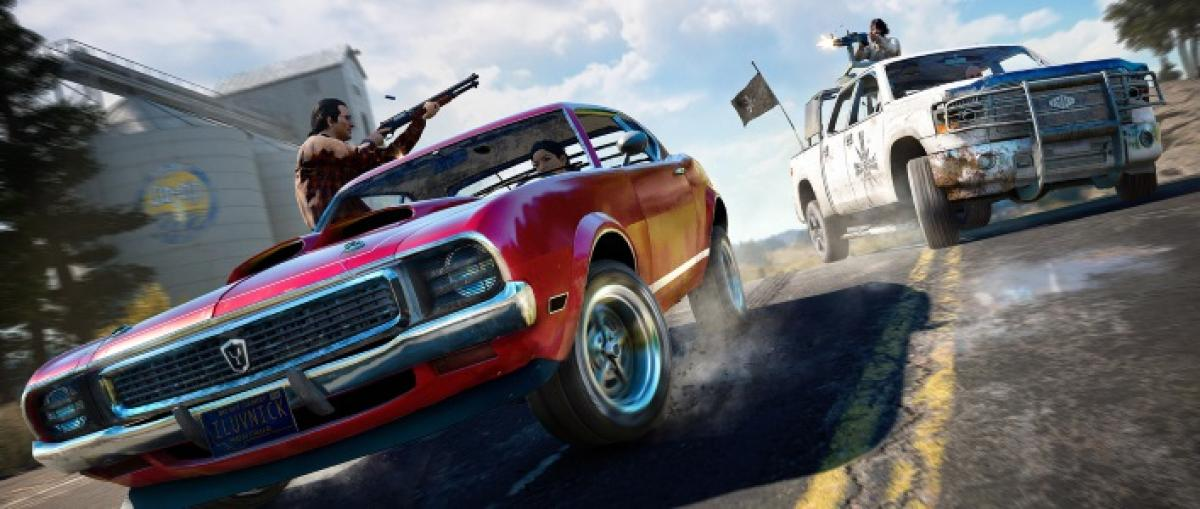 Ubisoft revela los requisitos de Far Cry 5 para Windows PC