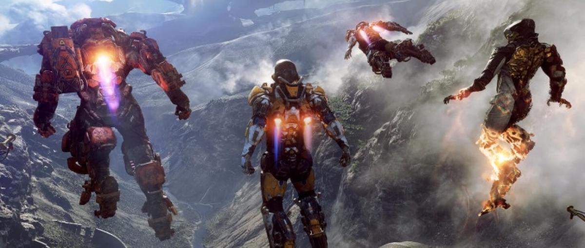 Anthem es el nuevo juego Bioware y A Way Out el próximo título EA Originals